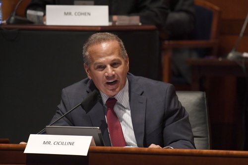 """Dem David Cicilline seeks to punish GOP rep. who called Capitol rioters """"normal tourists"""""""