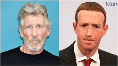 """Roger Waters tells Mark Zuckerberg """"f*** you"""" for wanting to use Pink Floyd song"""