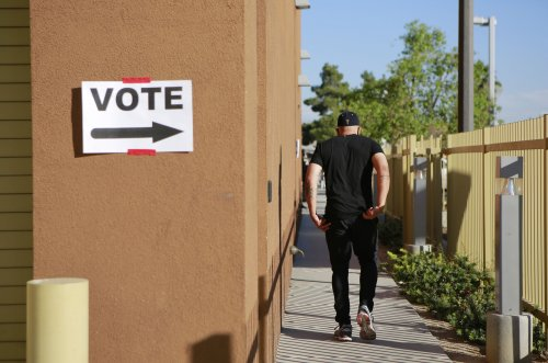 Nevada man who claimed someone voted as his dead wife charged with voter fraud