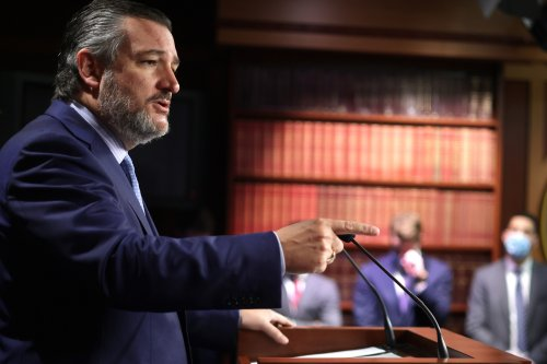 Ted Cruz slams firing of doctors, nurses in pandemic due to 'authoritarian' vaccine mandate