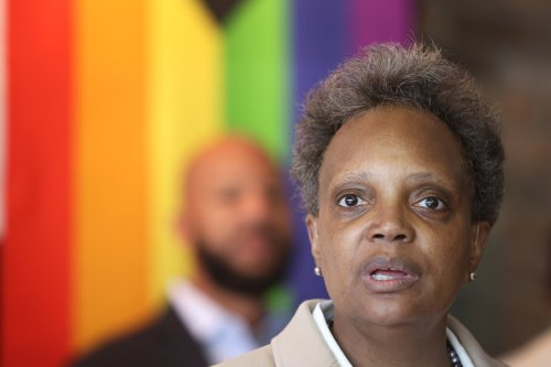Chicago Mayor Lori Lightfoot silent on video murder after addressing Bears leaving town