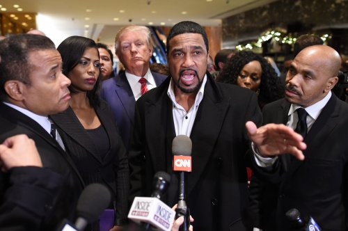 """Pastor Darrell Scott claims Capitol riot was Congress """"set up"""" to impeach Trump"""