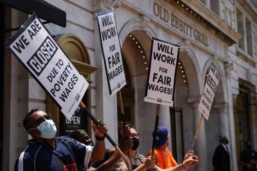 Progressives mark 12 years since last federal minimum wage hike, blast 'starvation' pay