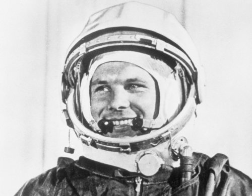 """How Russia's Yuri Gagarin became the first man in space thanks to """"steampunk"""" contraption"""