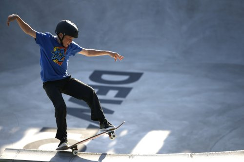 Video of skateboarder's out of this world tricks viewed over 1 million times
