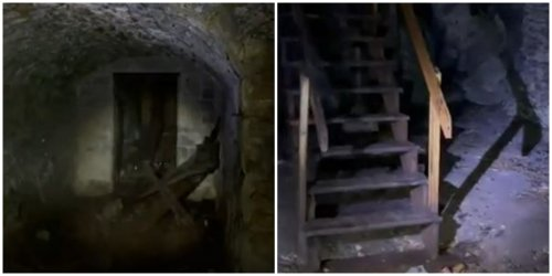 """Woman """"fell Into the underground railroad"""" after exploring cave 30ft below Pennsylvania house"""