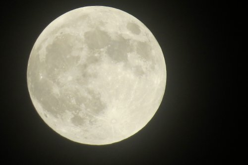 When to see October's full moon and why it's called Hunter's Moon
