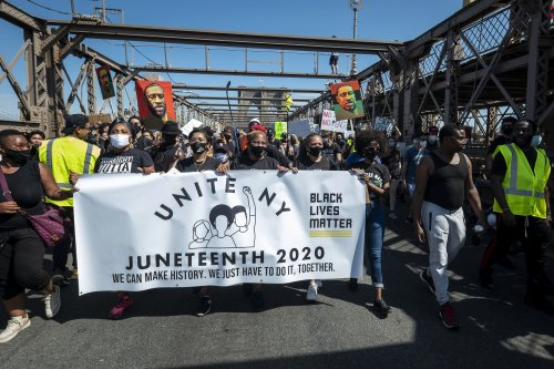 Juneteenth is not a federal holiday this year—here's why