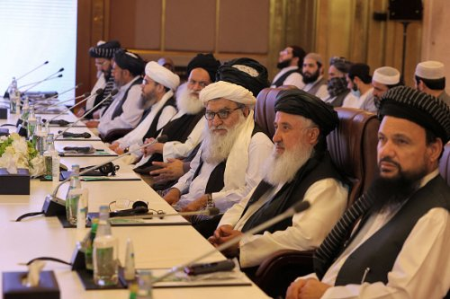 """China hosts meeting with Taliban, calls them """"important to peace"""" as US leaves Afghanistan"""