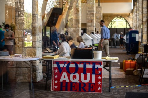 Scanners in third most populous Texas county are rejecting mail-in ballots due to barcode issue