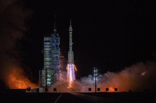China announces successful test of world's most powerful rocket engine