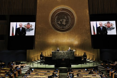 U.S., Israel walk out of United Nations meeting after Zionism likened to racism