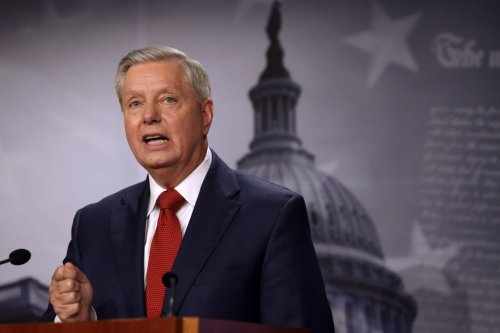 "Lindsey Graham says Biden created ""instability"" amid Afghanistan withdrawal, border issue"