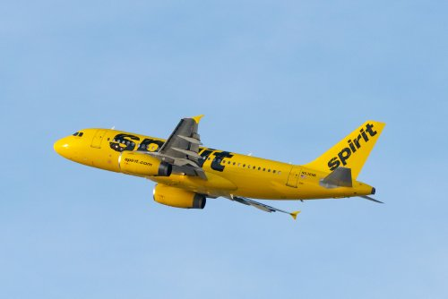 Passengers stranded as Spirit Airlines cancels several flights in major cities