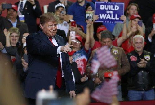 Trump should pay $560K for border visit debt: Texas judge