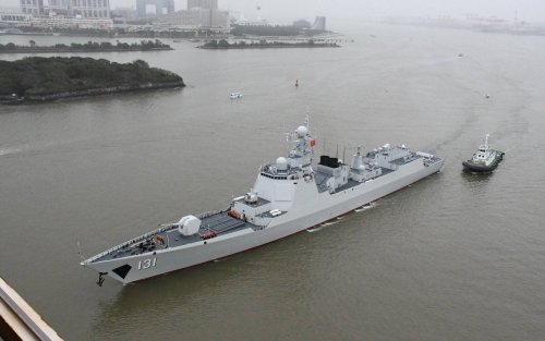 China state media says frequent warship activity near Japan a warning