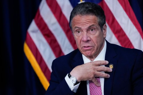"""Andrew Cuomo shares supporter's op-ed calling ousting a """"coup"""" fueled by cancel culture"""