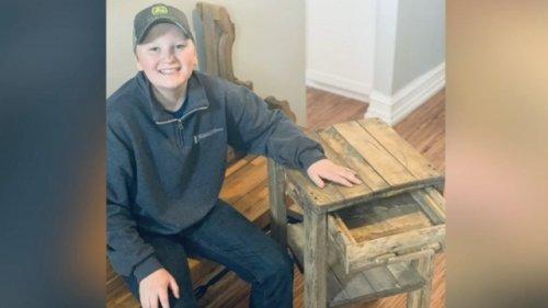 WXYZ: Michigan Boy Turns His Hobby Into A Business