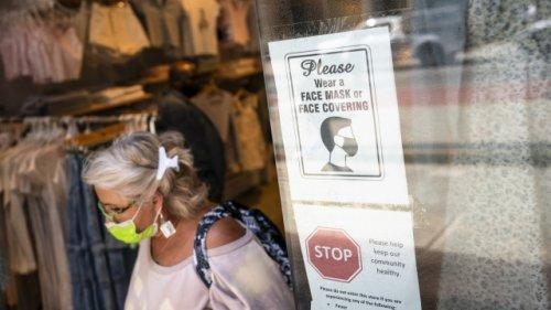 Walmart, Starbucks Among Retailers Dropping Mask Requirements