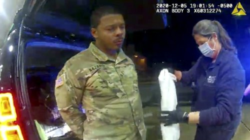 Traffic Stop Of Army Officer Under Investigation