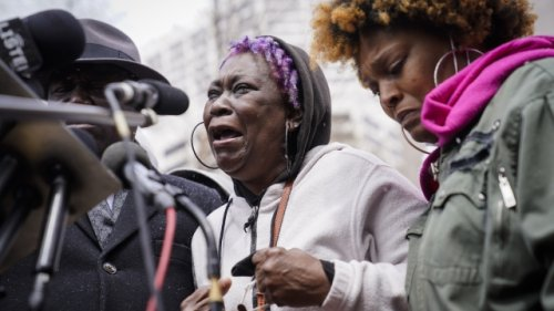'Blood Is On Your Hands': Activists Want Charges In Wright Shooting