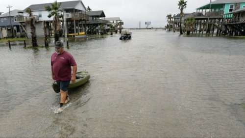 Flood Insurance Is About To Become More Expensive