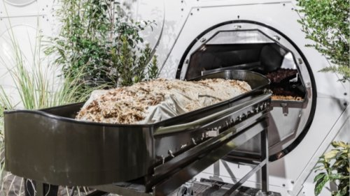 Human Composting May Be Greener Alternative To Conventional Burials