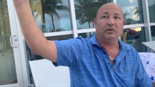 WPTV: Tourists Survive Partial Building Collapse Near Miami
