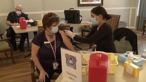 WTXL: Nursing Homes Get Creative To Encourage Staff Vaccinations