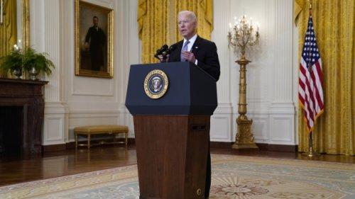 Report Says President Biden Working On Pardon Policy