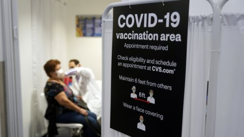 In Washington, Some Frustrated Residents Travel Hours to Find Vaccines
