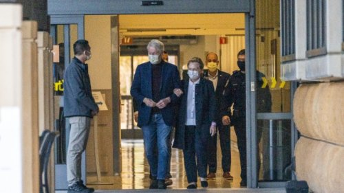 Former President Bill Clinton Released From Hospital After 6 Days