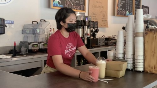 WTKR: Virginia Coffee Shop Donates Profits To The Community