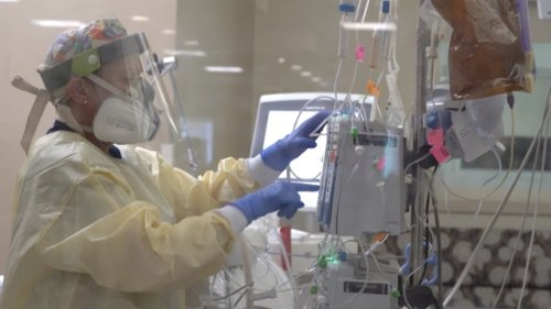 KMGH: Colorado Hospitals Are Running Out Of ICU Space
