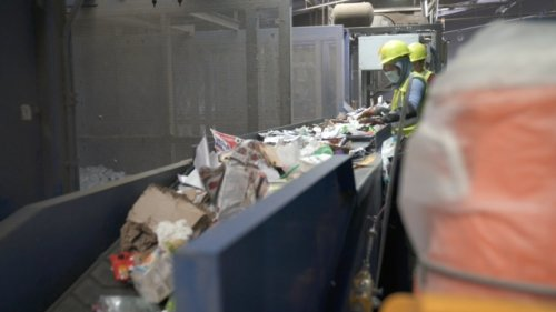 Reinventing How We Think About Recycling
