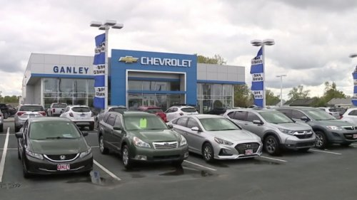 WEWS: How A Computer Chip Shortage Is Affecting The Auto Industry