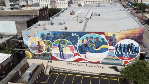 Texas Mural Sheds Light On The Significance Of Juneteenth