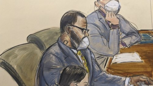 R. Kelly Prosecutors Rest Their Case In Federal Sexual Abuse Trial