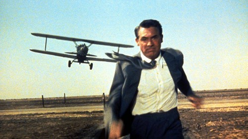 """Alfred Hitchcock's """"North by Northwest,"""" Reviewed"""