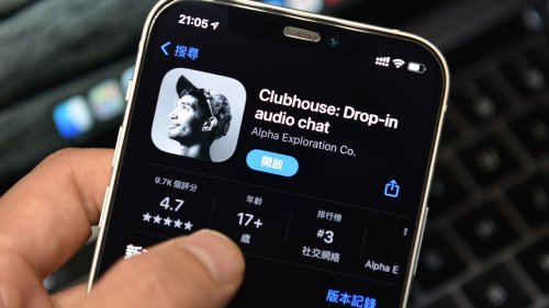 Clubhouse Opens a Window for Free Expression in China