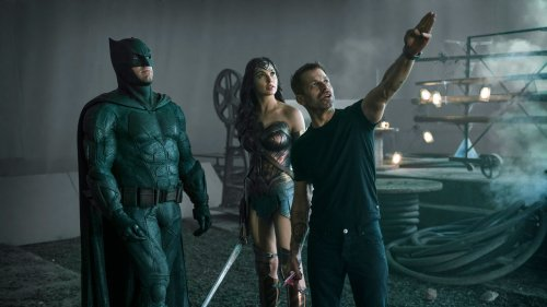 """""""Zack Snyder's Justice League,"""" Reviewed: A Super-Slog of a Superhero Superspectacle"""