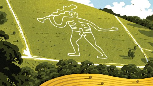 The Mysterious Origins of the Cerne Abbas Giant