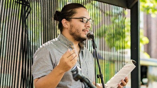 Ariel Francisco Reads James Wright