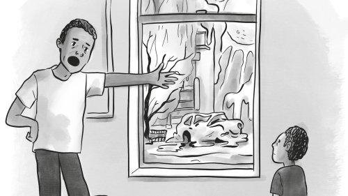 Daily Cartoon: Monday, September 27th