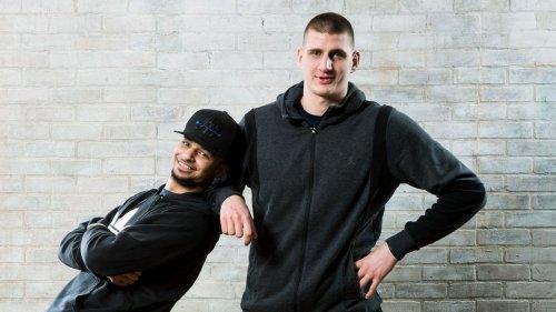 Jamal Murray and Nikola Jokic, Basketball's Best Buddy Comedy