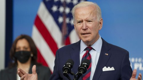Joe Biden Plays Hardball on Social Spending