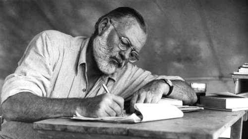 Ernest Hemingway's Six-Word Sequels