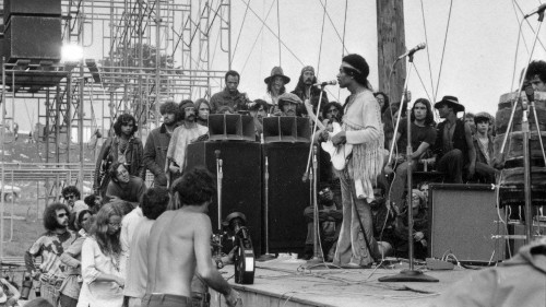 Rewinding Jimi Hendrix's National Anthem