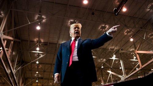 Donald Trump's Final, Bitter Midterm Rallies