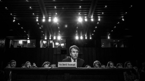 A Sexual-Misconduct Allegation Against the Supreme Court Nominee Brett Kavanaugh Stirs Tension Among Democrats in Congress